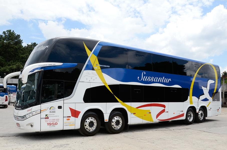 Ônibus G7 DD - Local_Garagem sede_1